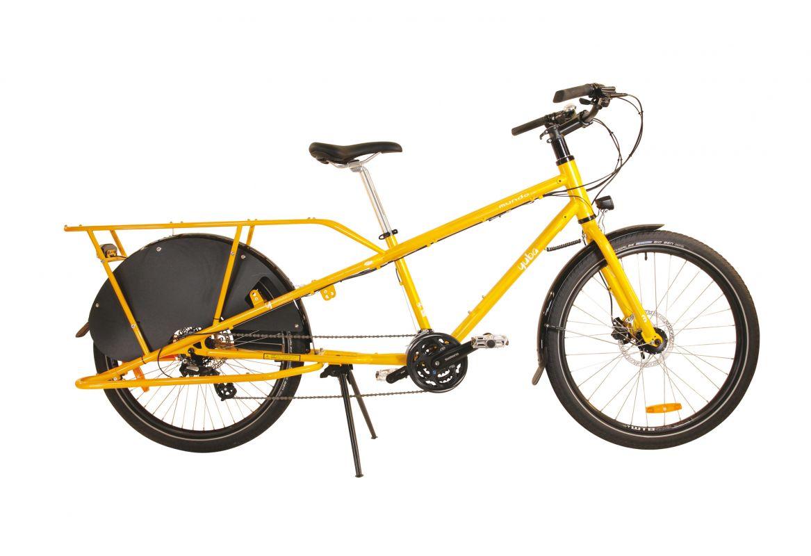Yuba Mundo V5 - Lastenrad für Kinder & Alltag
