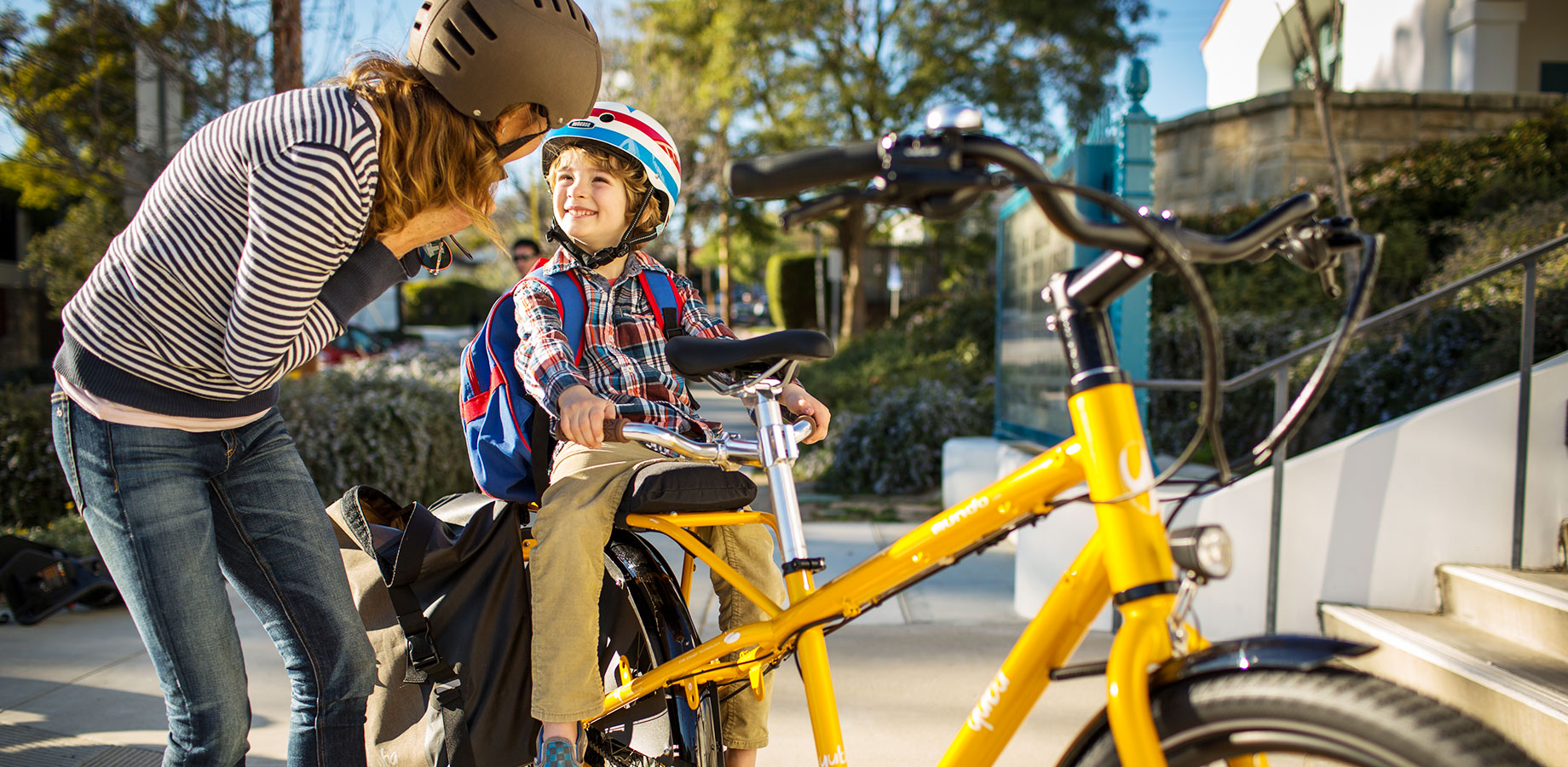 Lastenrad für Kinder