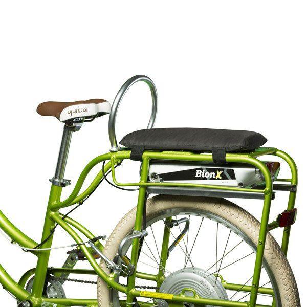 """Fahrradtransport von Personen - Haltegriff """"Ring"""""""