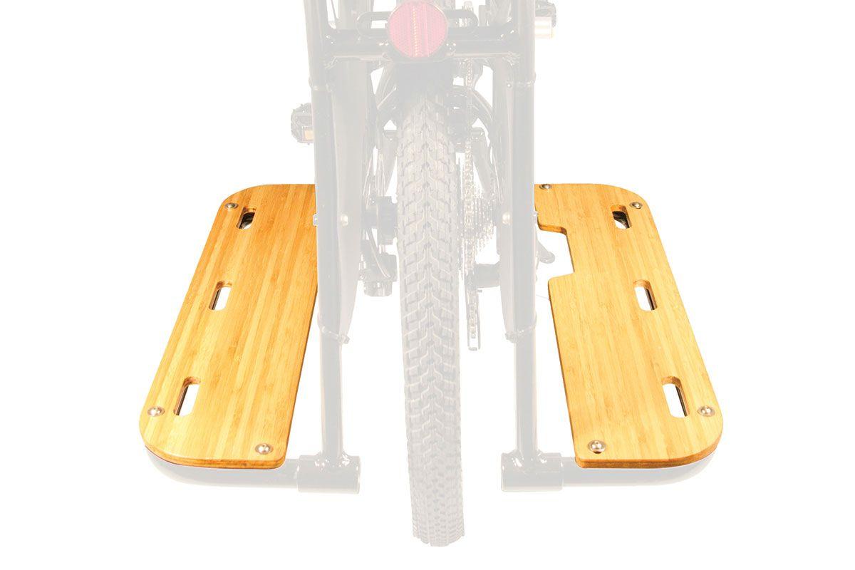 Boda Bamboo Boards - Fußablage (Paar)