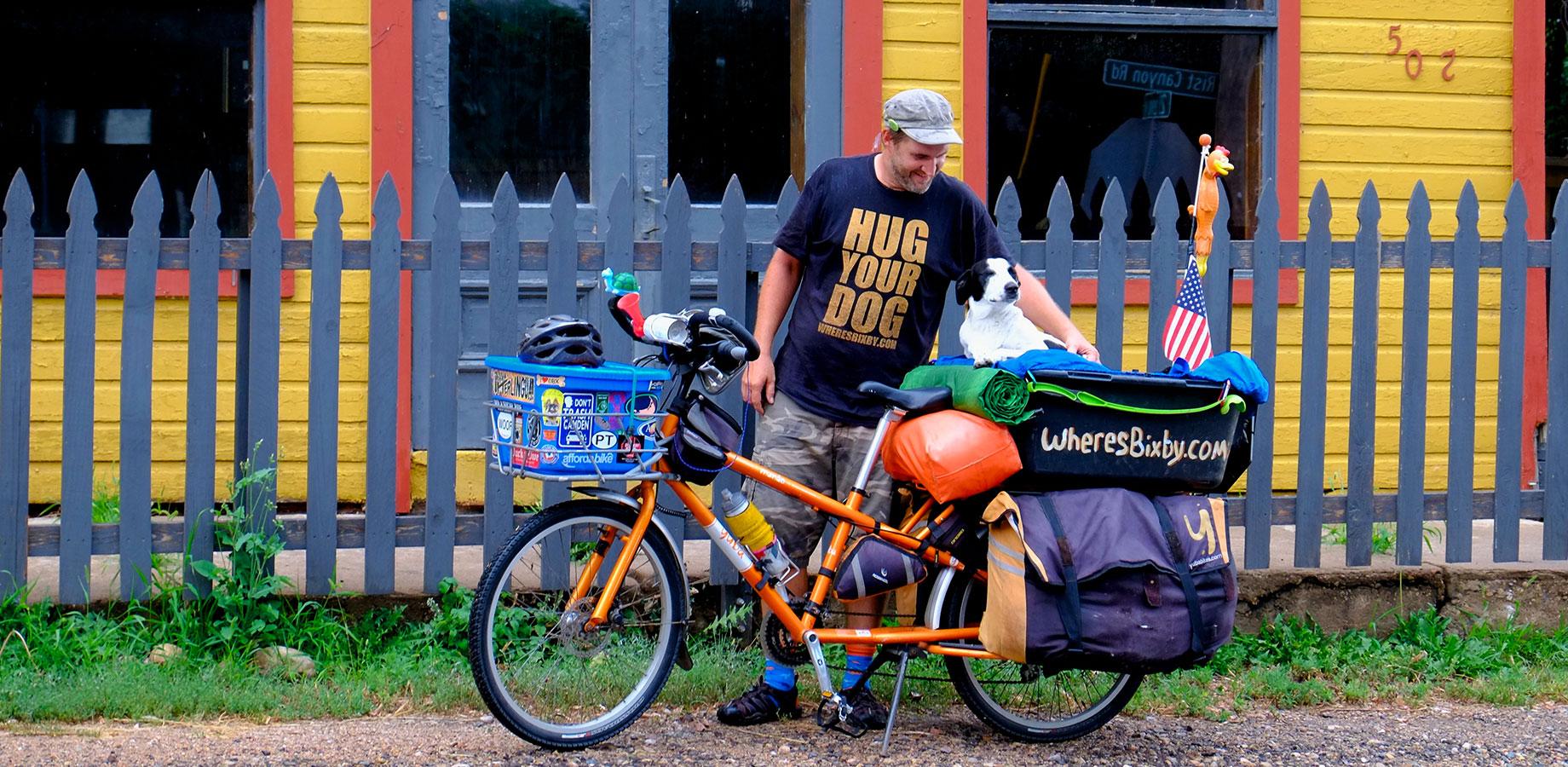 Yuba Lastenrad für Vierbeiner