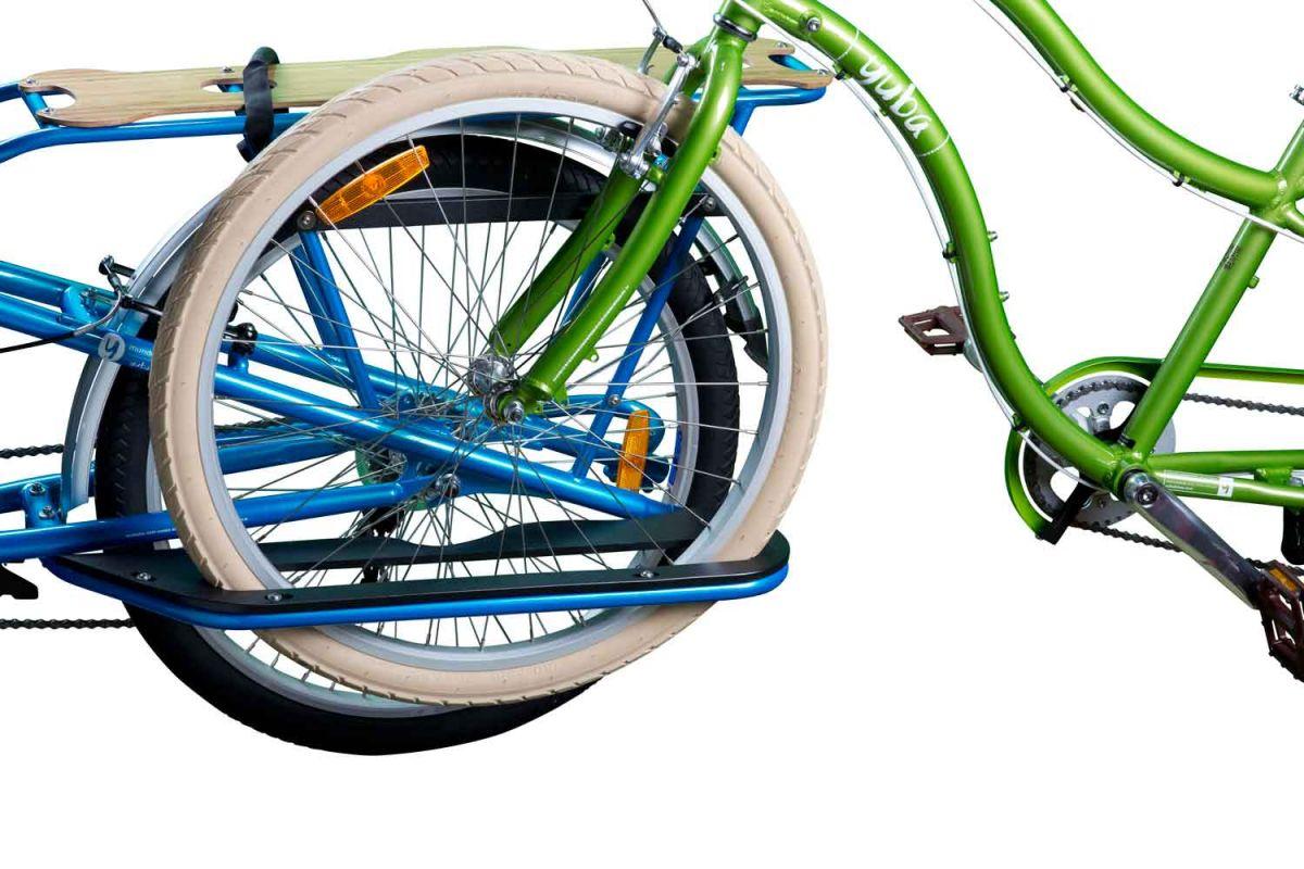 Towing Tray - Fahrradmitnahme