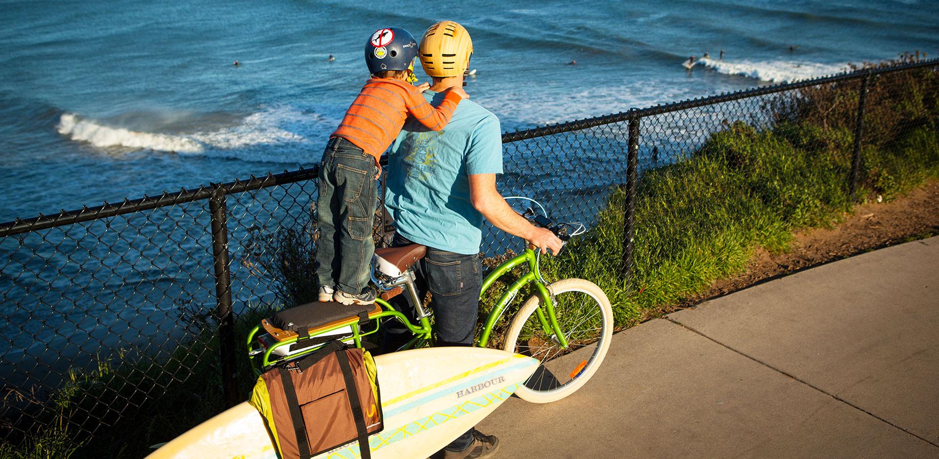 Yuba Bicycles Lastenrad Zubehör