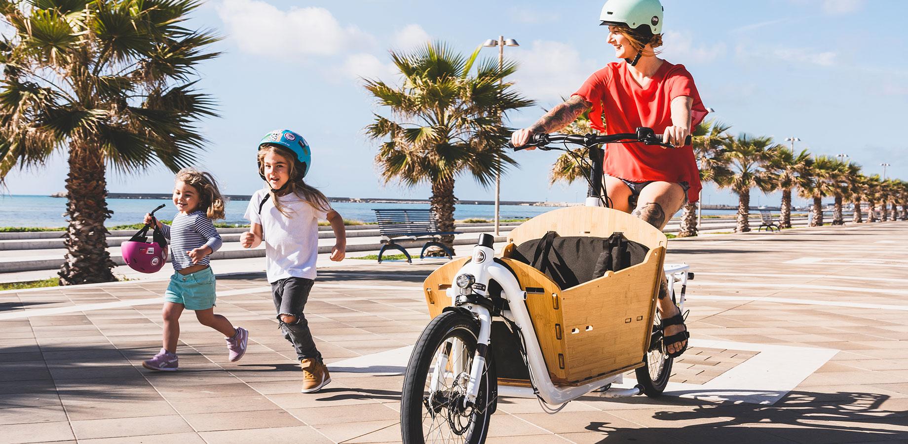 Yuba Supermarché: Transportrad für Familien und Alltag